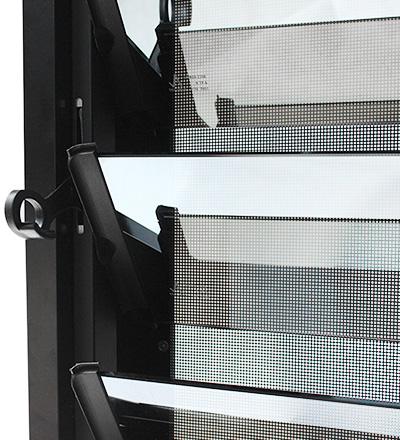 Bespoke Louver Windows